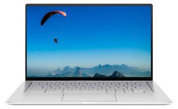 ASUS C434 Flip 14in M3 4GB 128GB 2-in-1 Chromebook - Silver