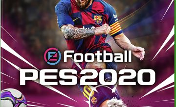 PES 2020 Xbox One Game