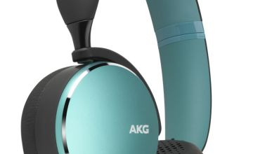 AKG Y500 On-Ear Wireless Headphones - Green