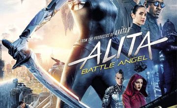 Alita: Battle Angel DVD