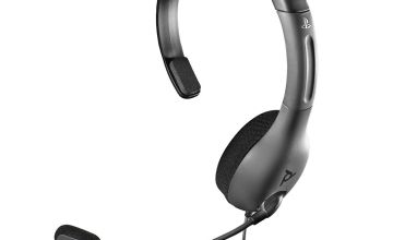 PDP Officially Licensed LVL 30 PS4 & PC Headset - Grey
