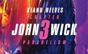 John Wick Chapter 3 Parabellum DVD