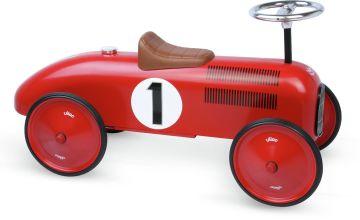Vilac Red Ride On Metal Car