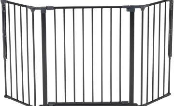 BabyDan Configure Gate Medium - Black