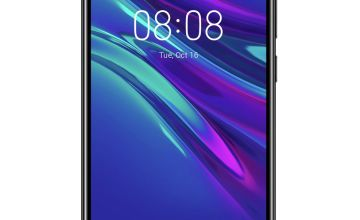 EE Huawei Y6 32GB Mobile Phone - Black