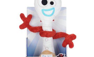 Disney Toy Story 4 Forky Soft Toy