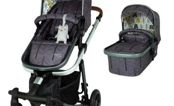 Cosatto Giggle Quad Pram & Pushchair - Fika Forest