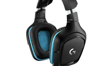 Logitech G432 PC, PS4, Xbox, Nintendo Switch Gaming Headset