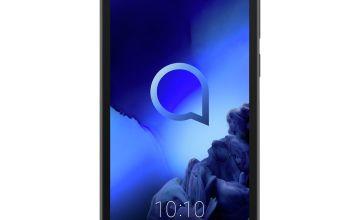 SIM Free Alcatel 1C Mobile Phone - Black