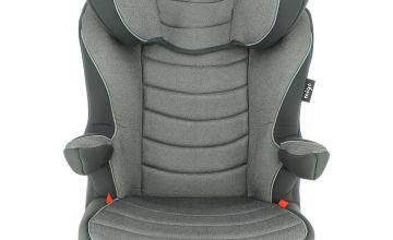 Sena Platinum Group 2/3 High Back Booster Car Seat - Grey