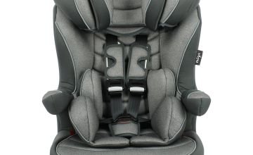 Migo Myla Platinum Group 1/2/3 Car Seat - Grey