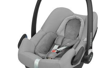 Maxi-Cosi Rock Group 0+ i-Size Baby Car Seat - Nomad Grey