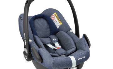 Maxi-Cosi Rock Group 0+ i-Size Baby Car Seat -Sparkling Blue