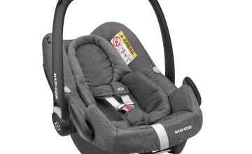 Maxi-Cosi Rock Group 0+ i-Size Baby Car Seat -Sparkling Grey
