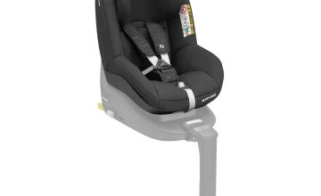 Maxi-Cosi Pearl Smart Group 1 i-Size Car Seat - Black