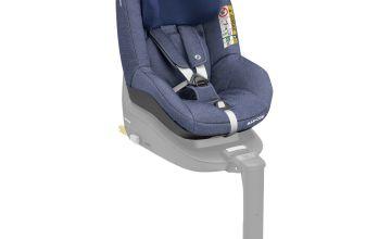 Maxi-Cosi Pearl Smart Group 1 i-Size Car Seat - Blue
