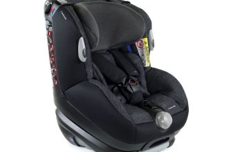 Maxi-Cosi Opal Group 0+/1 Car Seat - Nomad Black