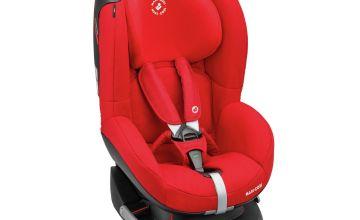Maxi-Cosi Tobi Group 1 Car Seat - Nomad Red