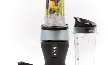 Nutri Ninja QB3001UKS Slim Blender and Smoothie Maker