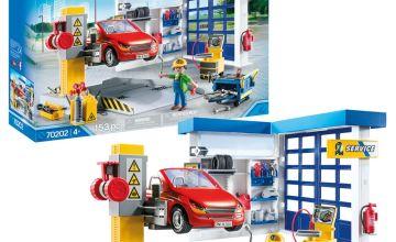 Playmobil 70202 City Life Repair Garage