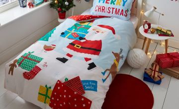 Catherine Lansfield Love From Santa Bedding Set