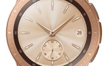 Samsung Galaxy Cellular 42mm Smart Watch - Rose Gold