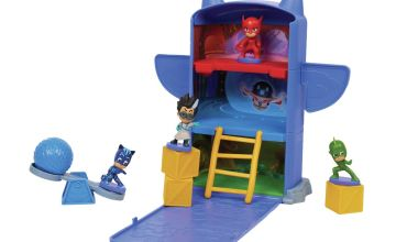 PJ Masks Fold and Hold Headquarters Playset