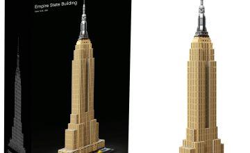 LEGO Architecture Empire State Building - 21046