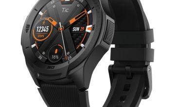 TicWatch S2 Smart Watch - Black