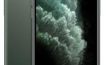 SIM Free iPhone 11 Pro 512GB Mobile Phone  - Midnight Green