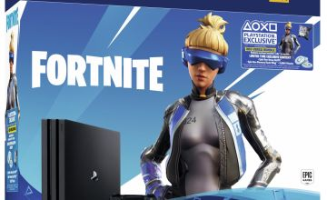 Sony PS4 Pro 1TB Console & Fortnite Neo Versa Bundle