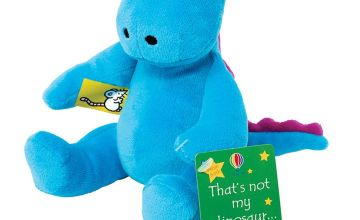 That's Not My? Dinosaur and Monkey Bundle