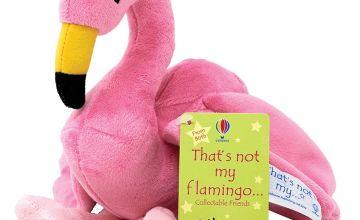 That's Not My? Flamingo and Puppy Bundle