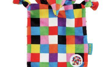 Elmer Baby Comfort Blanket