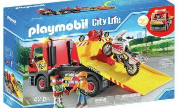 Playmobil 70199 City Life Towering Service
