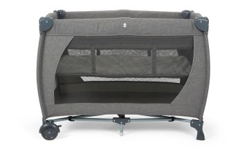 Baby Elegance Beddy's Byes Travel Cot - Grey