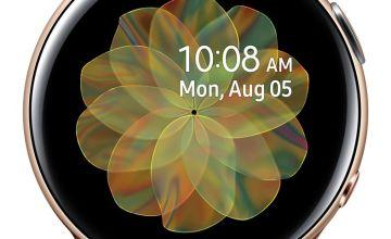 Samsung Galaxy Active2 4G S Steel 40mm Smart Watch - Gold