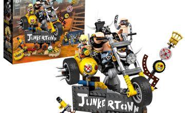 LEGO Overwatch Junkrat & Roadhog Character Figures Set 75977