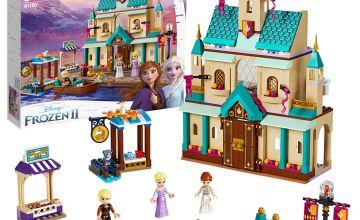 LEGO Disney Frozen II Arendelle Castle Village Toy - 41167
