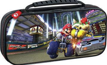 Nintendo Switch Deluxe Travel Case - Bowser