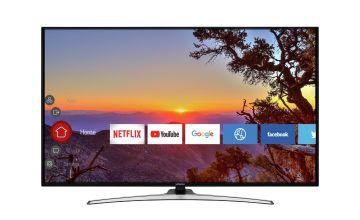 Hitachi 43 Inch 43HL7000U Smart 4K HDR LED TV
