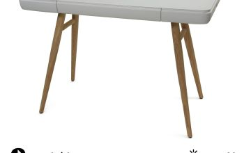 Koble Bodie Bluetooth Desk with wireless charging capability