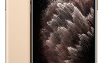SIM Free iPhone 11 Pro Max 64GB Mobile Phone - Gold