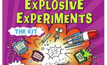 Galt Toys Explosive Experiments