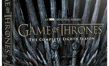 Game of Thrones Season 8 DVD Box Set