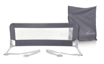 Dreambaby Phoenix Foldable Bedrail 110Wide X 45.5High - Grey