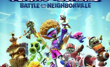 Plants Vs Zombies: Battle for Neighbourville PS4 Game