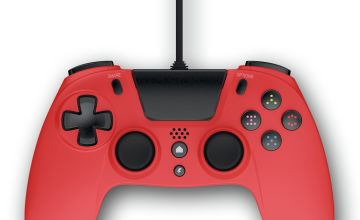 Gioteck VX-4 PS4 Wired Controller - Red