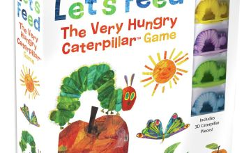 Feed The Very Hungry Caterpillar Game