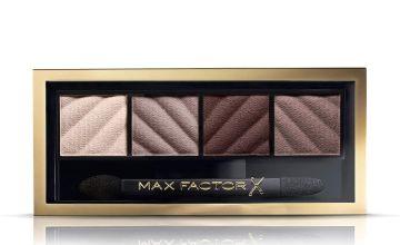 Max Factor Smokey Eye Matte Drama Eyshadow Kit